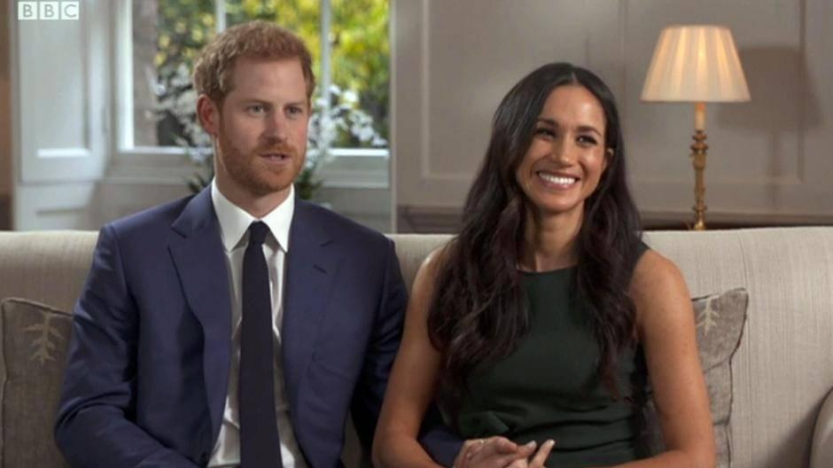 Hochzeit - Prinz Harry und Meghan Markle sind Cousin und
