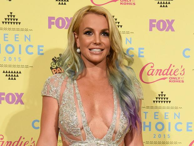 "Teen Choice Awards 2015: Britney Spears bekommt Preis als ""Style Icon"""
