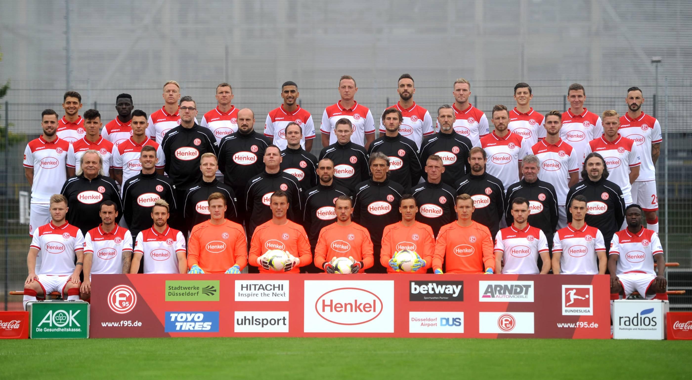 Fortuna Dusseldorf Kader 2019 20 Bilder Aller Spieler
