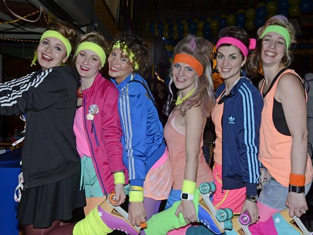 Wermelskirchen: Dhünnsche Jecken feiern als Disco Queens