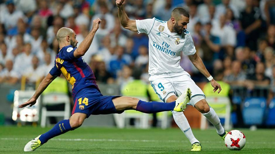 Barca Spieler