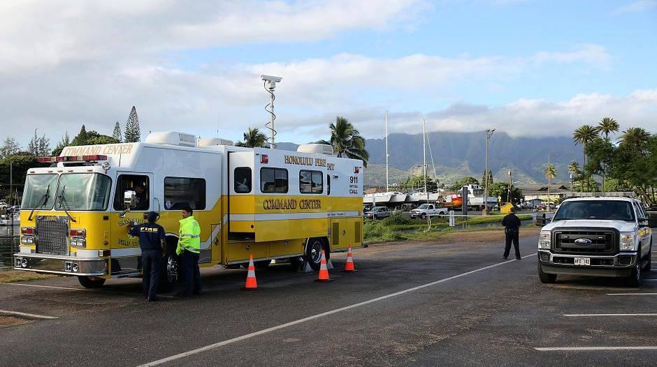 Hawaii: Fünf Vermisste nach Absturz von Militärhubschrauber
