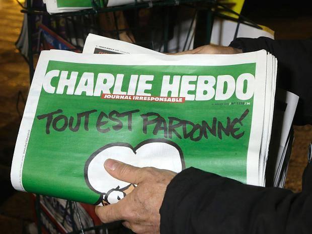 Charlie Hebdo Erscheint Ab Dem 1 Dezember Auf Deutsch