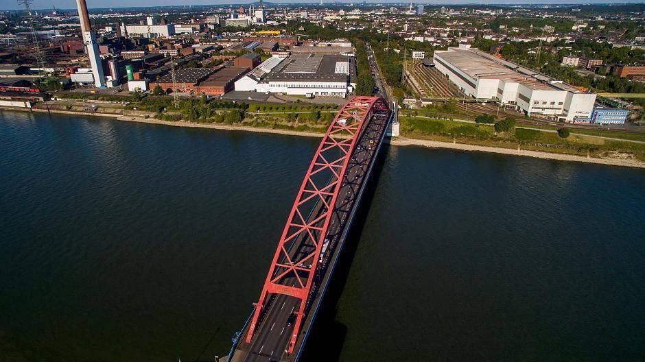 Brücke Der Solidarität Gesperrt