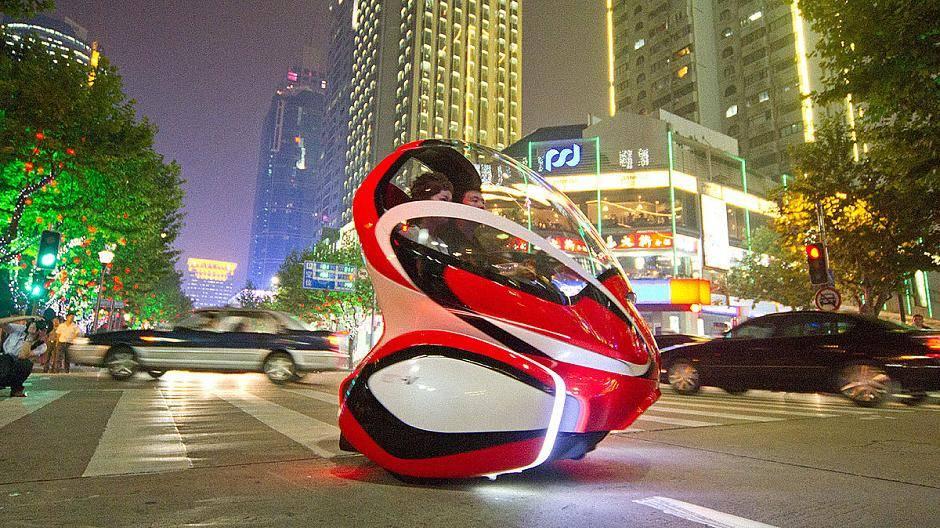 Micro Mobile Smart Up Twizy Co Kleine Autos Für Die Große Stadt