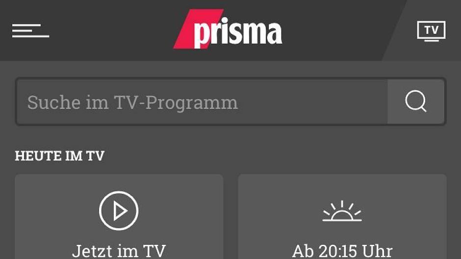 Fernsehen Abend