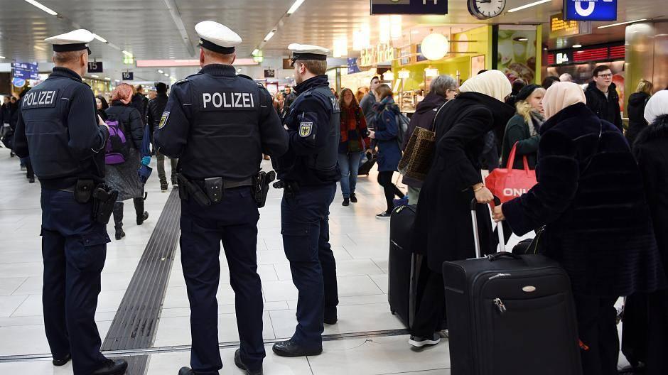 Amoklauf Düsseldorf Hauptbahnhof