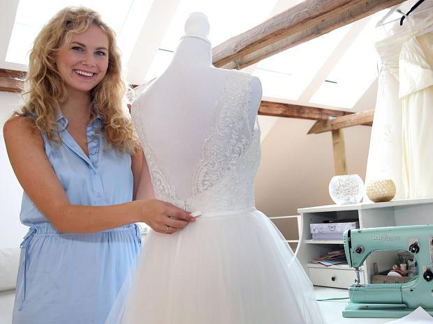 Kleve brautmode Vintage Brautkleider