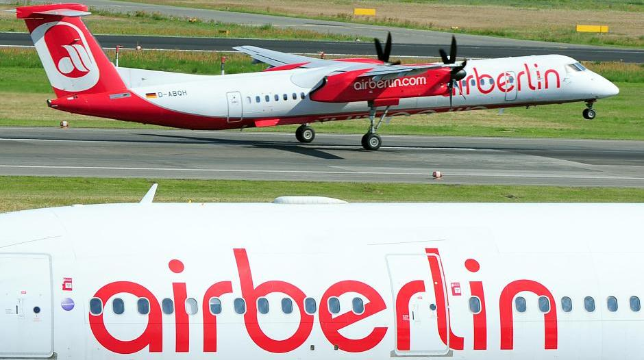 Air-Berlin-Piloten bangen um Langstrecke
