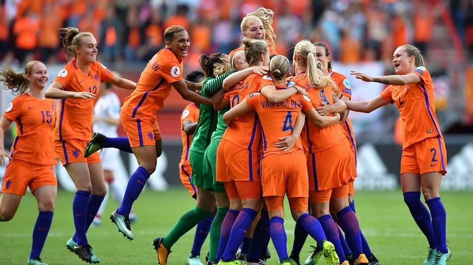 Frauen Em Holland