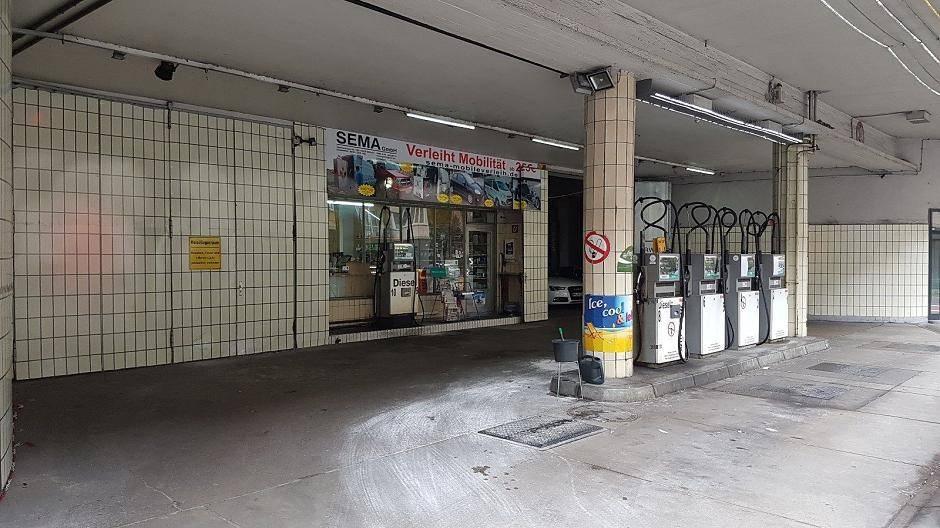 Tankstelle Verkaufen