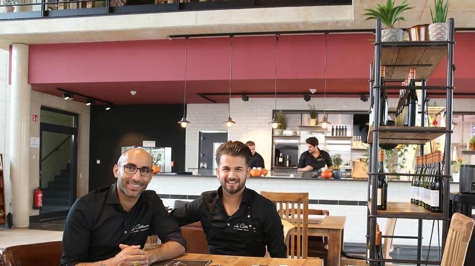 9166b4f1345d79 Sternekoch bei Van Laack  Hemden-Hersteller eröffnet Restaurant in  Mönchengladbach