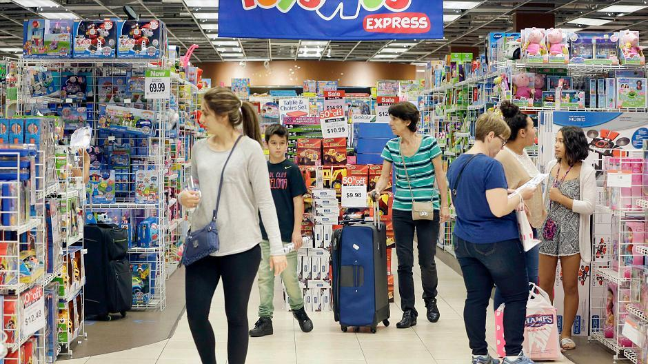 Toys R Us Insolvenz Amazon Effekt Trifft Auch Playmobil