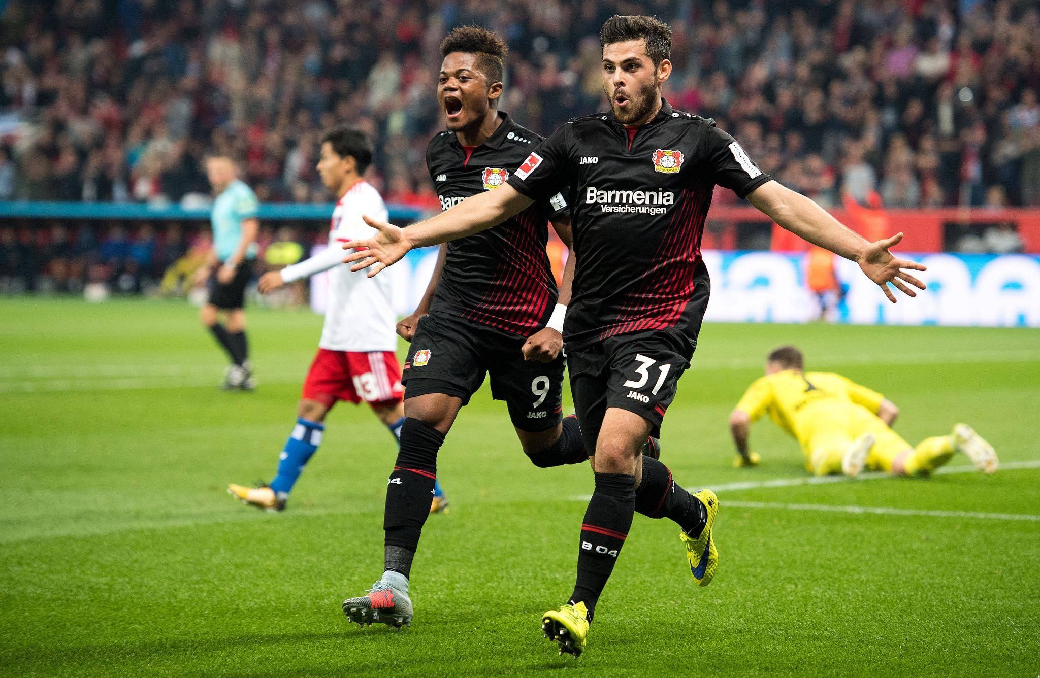 Leverkusen Gegen Hamburg