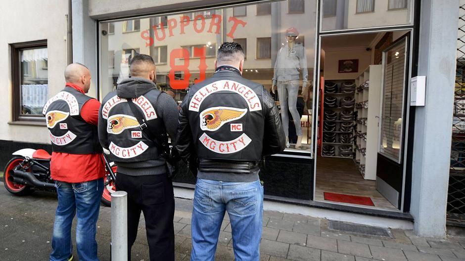 Rocker Mönchengladbach