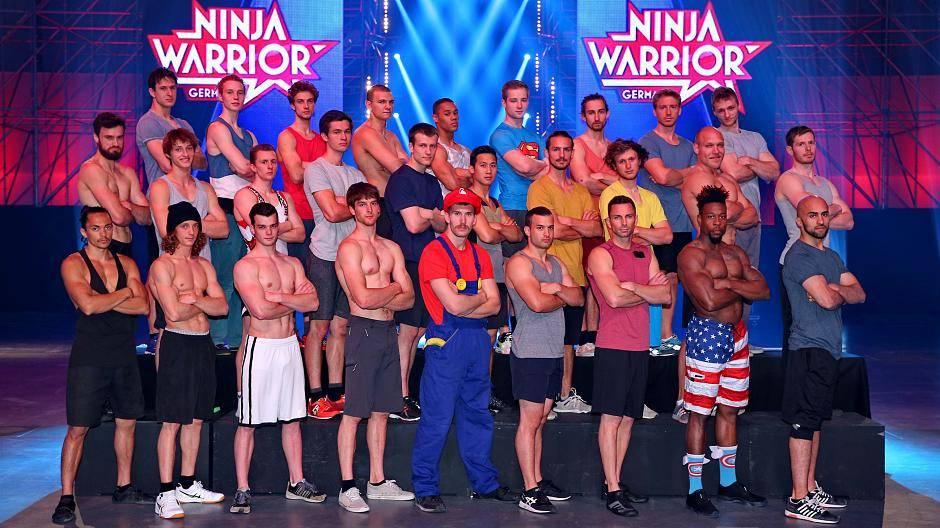 Ninja Warrior Sieger