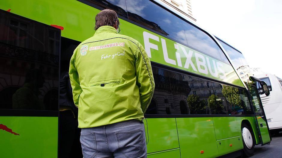 Leverkusen Flixbus
