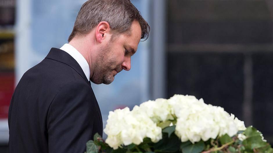 Beisetzung Guido Westerwelle