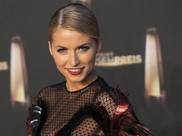 Lena Gercke Top Model Moderatorin Und Ex Spielerfrau