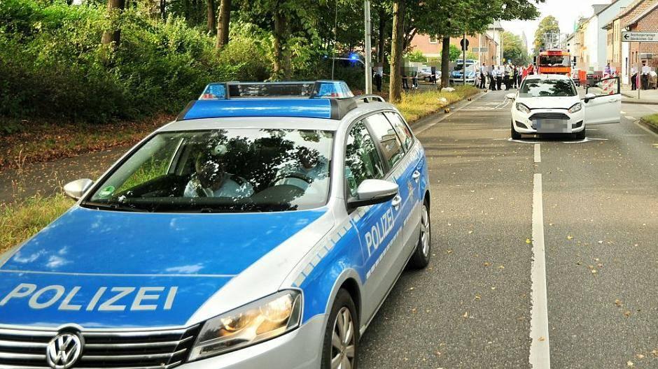 Tödlicher Unfall Odenkirchen