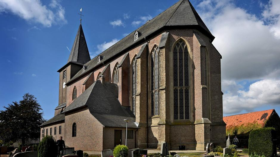 Fliegenplage Kirche