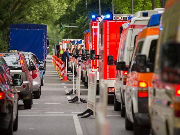 Evakuierung Köln