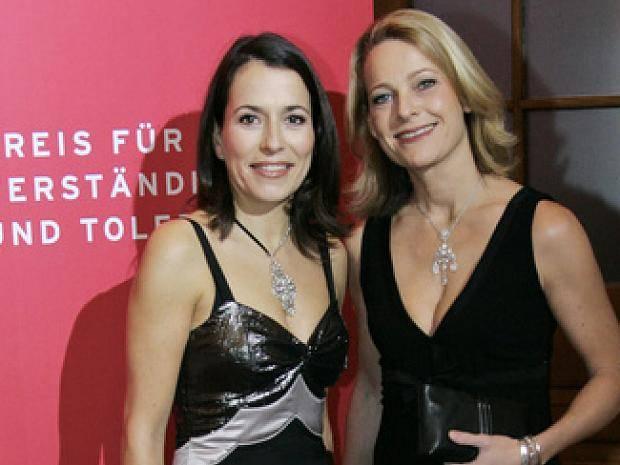 Anne Will: Hochzeit mit Miriam Meckel in Düsseldorf