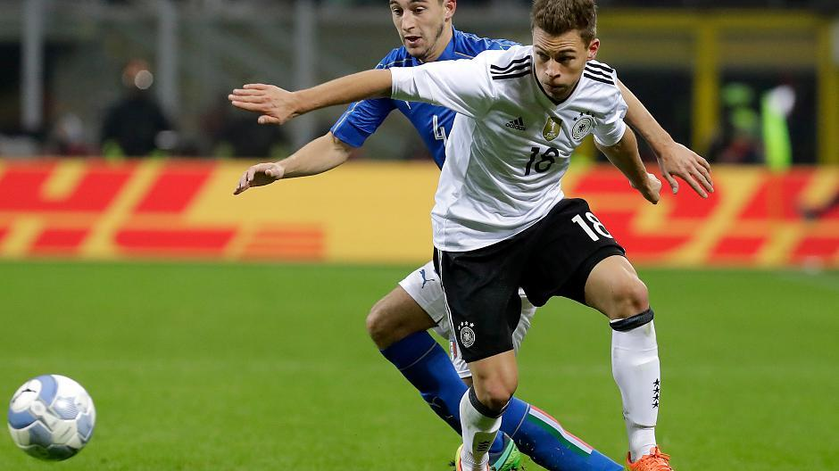 Länderspiel Italien Deutschland