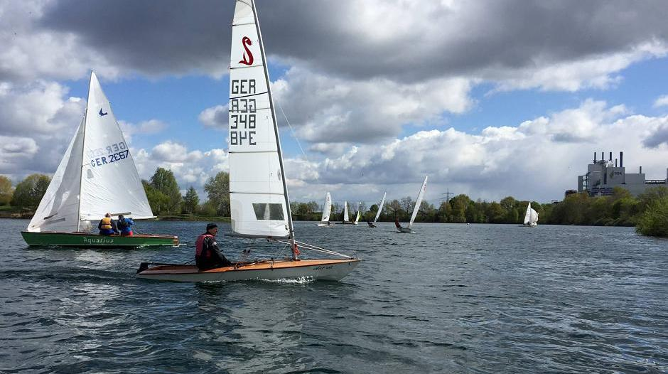 Lokalsport: Ansegelregatta am Elfrather See