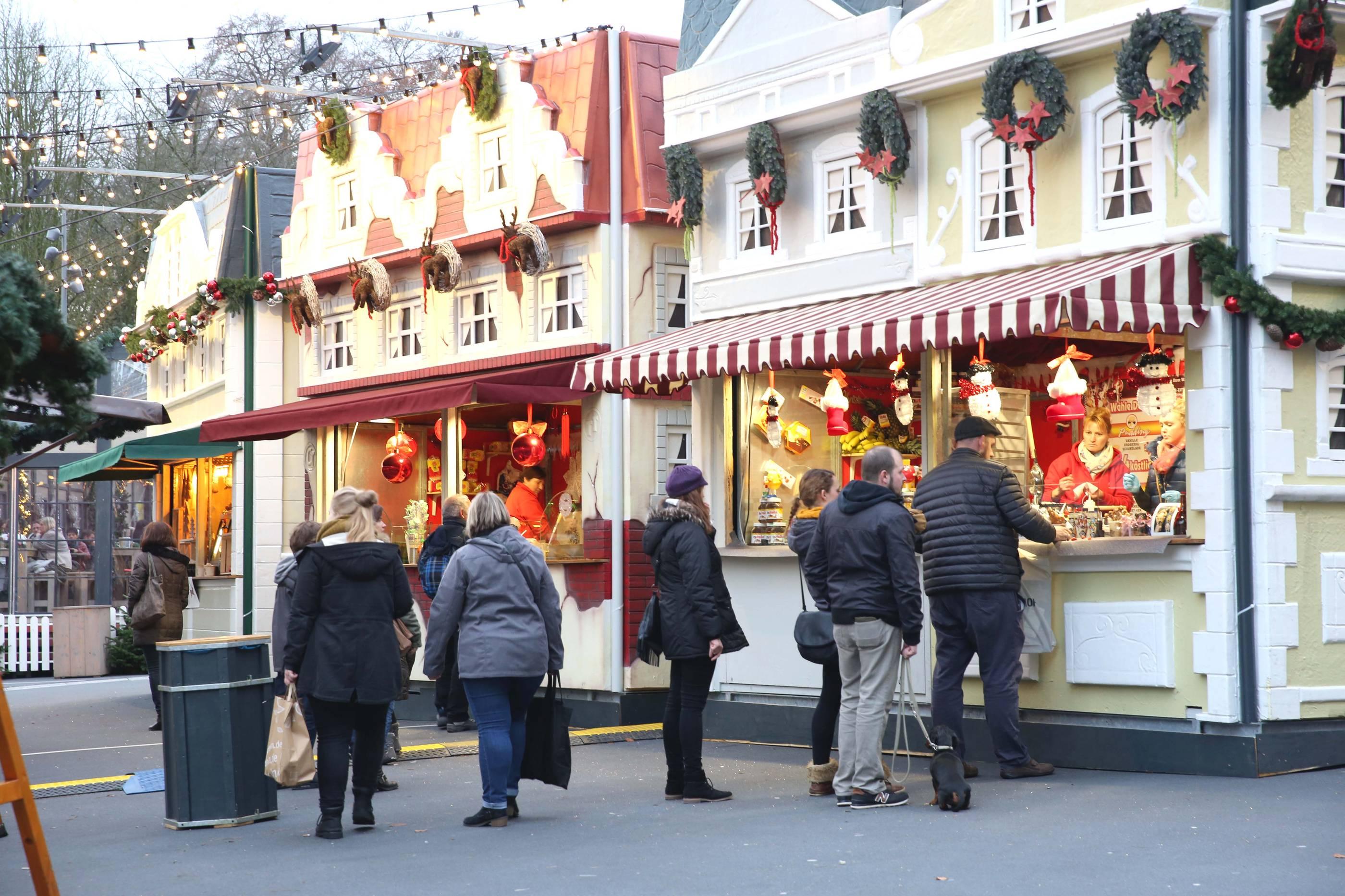 Mönchengladbach Weihnachtsmarkt