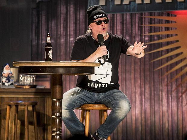 Markus Krebs Neue Show Kommt Aus Düsseldorf