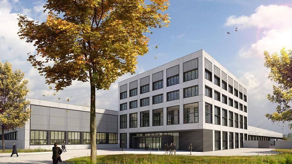 Bundesbank In Dortmund Entsteht Deutschlands Größter Geldspeicher