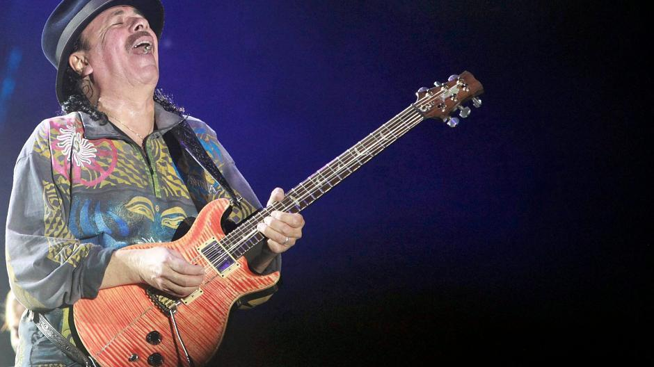 Carlos Santana Mönchengladbach