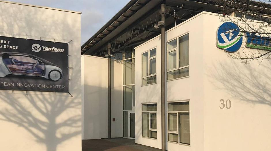 Neuss: Neues Yanfeng-Innovationszentrum