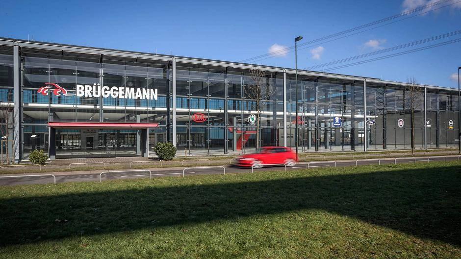 Areal Theodorstraße Düsseldorf Krieger Will Auch Logistik Zentrum Bauen