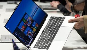 MWC 2018 - Huawei zeigt Matebook X Pro