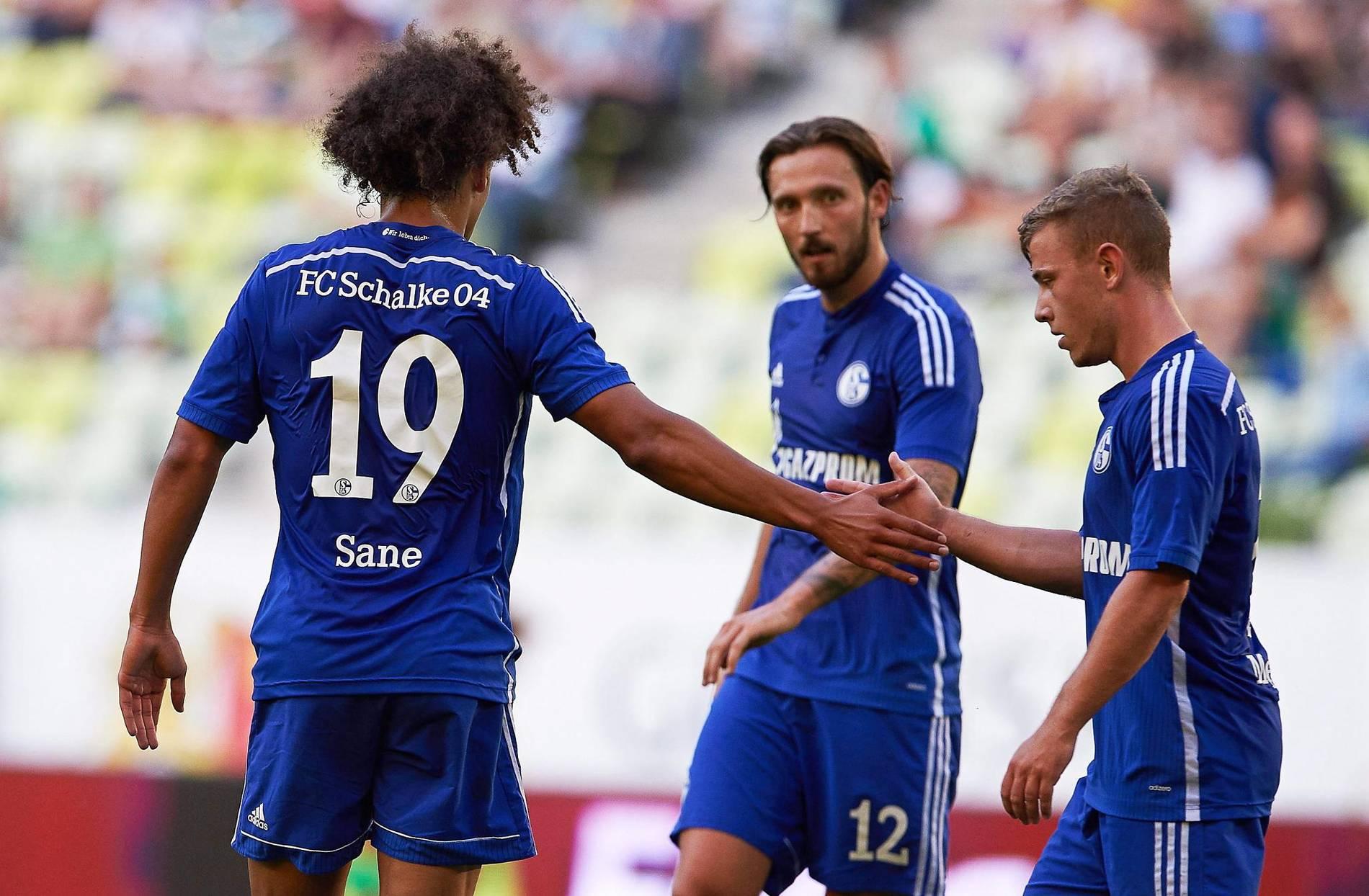 Schalke Abgänge