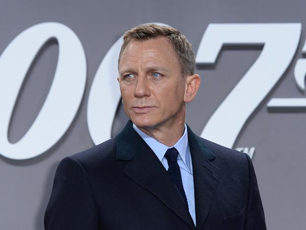 James Bond Daniel Craig Feiert 50 Geburtstag