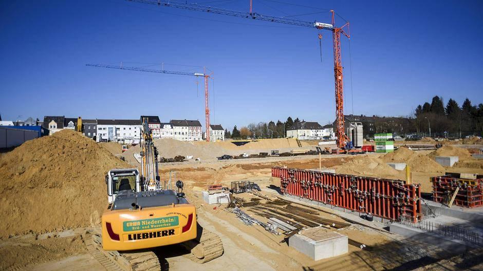 mnchengladbach riesenbaustelle fr kaufland in holt - Kaufland Online Bewerbung
