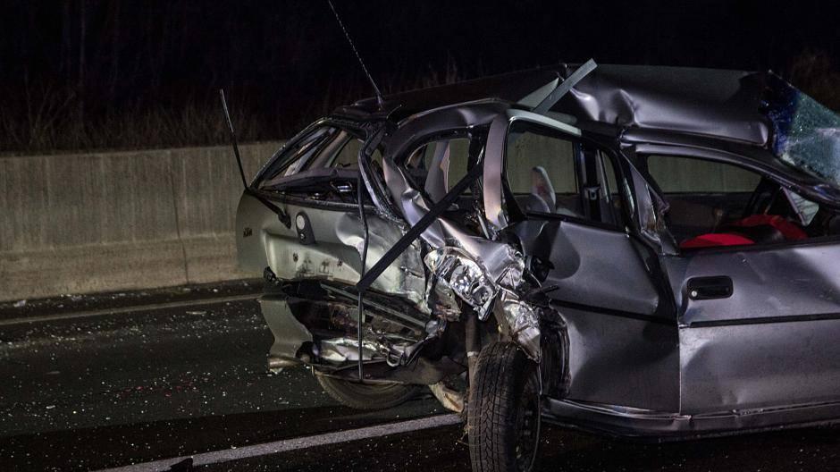Unfall A61 Bergheim