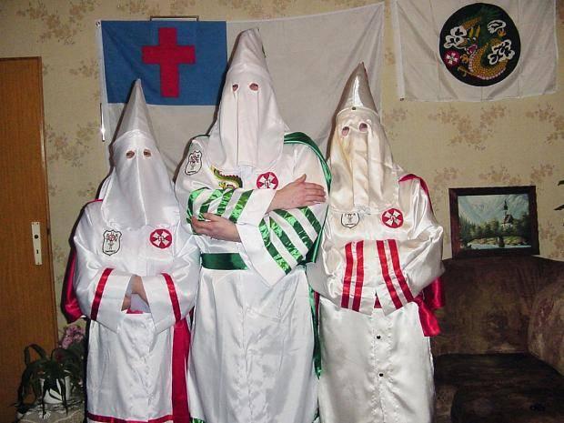 Der Ku Klux Klan Ist Auch Ein Deutsches Problem