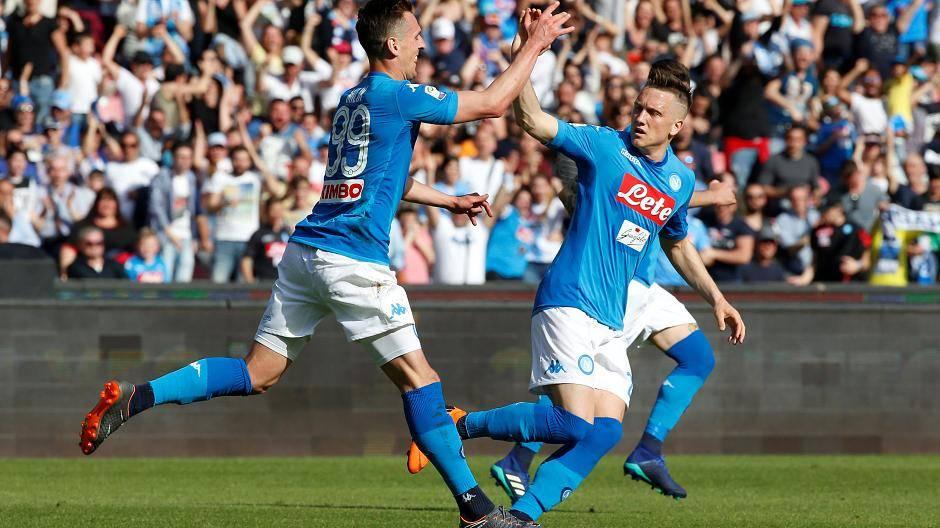 Verona Gegen Neapel
