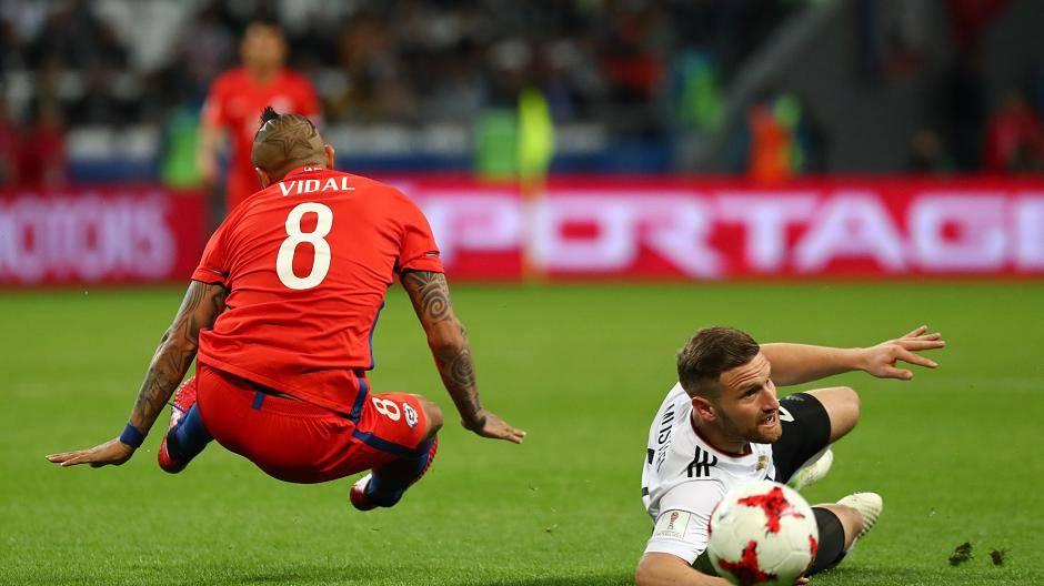 Deutschland Chile Confed Cup