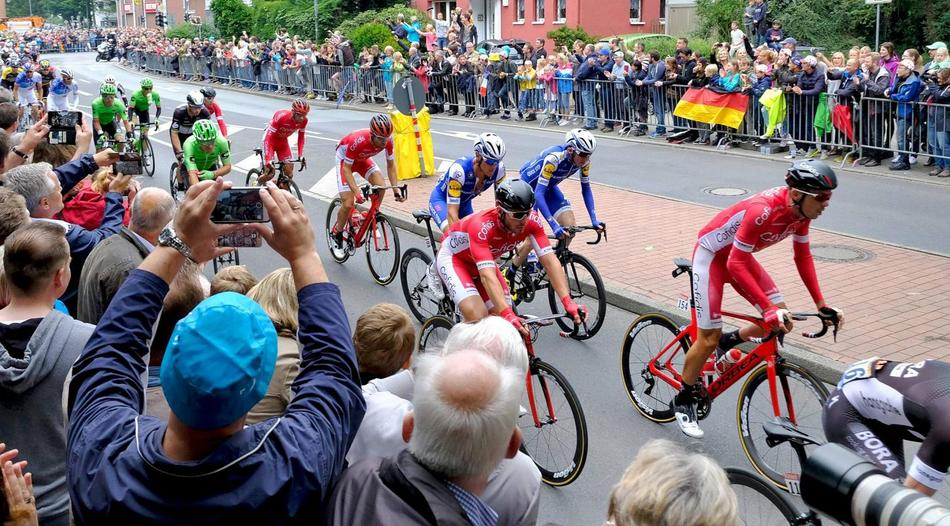 Tour de France 2017 in Ratingen: Stadt feiert die Tour de France