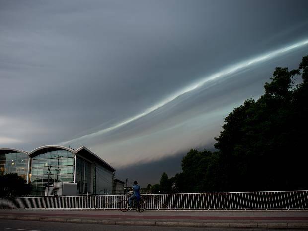 Tornado Norddeutschland