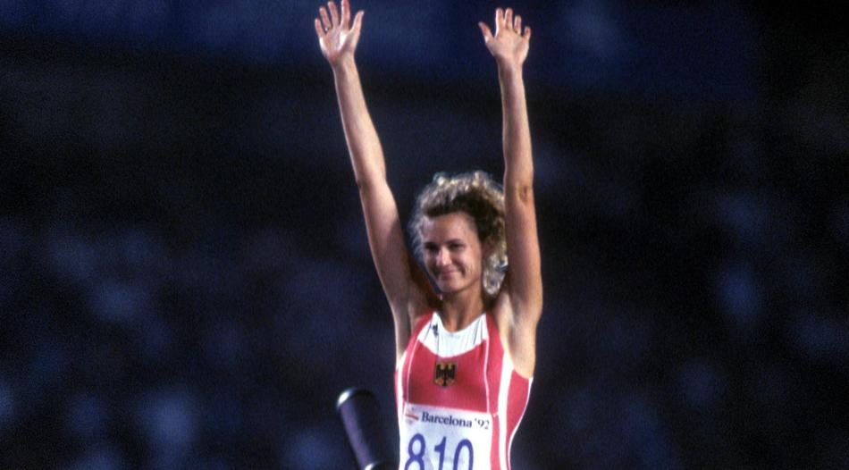 Heike Henkel kritisiert Mangel an Innovation in der Leichtathletik