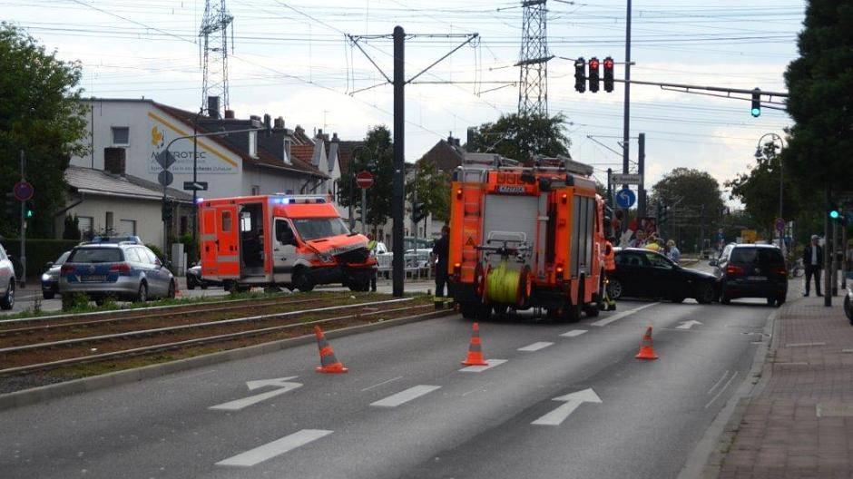 Unfall Aachener Straße Köln