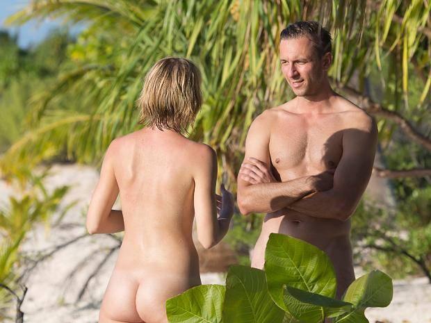 Adam Sucht Eva Frauen