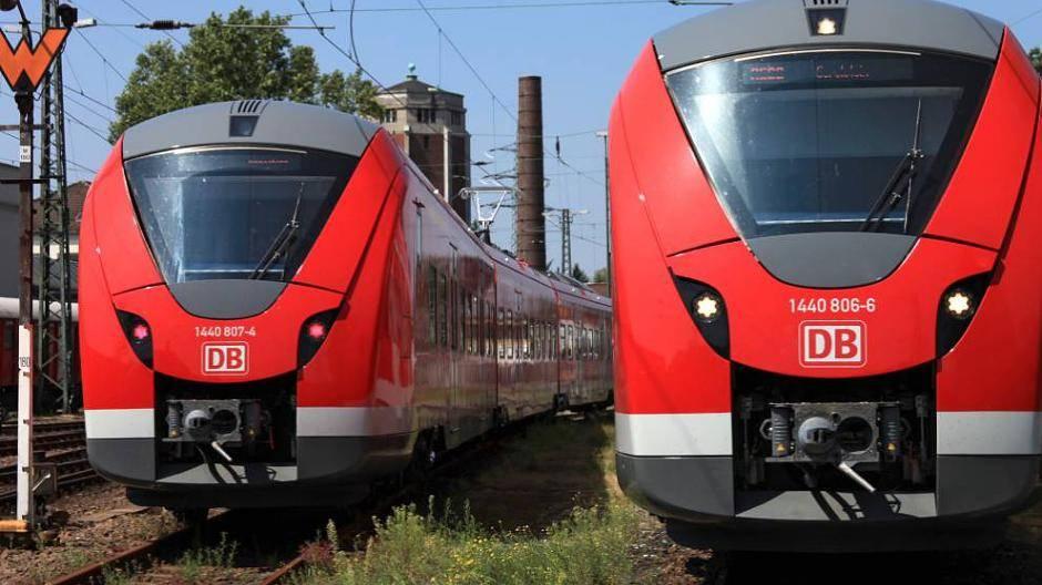 Bahn Verspätungen Bei S1 S6 S68 S5 S8 Und S11 Wegen