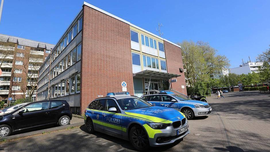 Polizeiwache Opladen Leverkusen